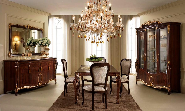 Итальянская классика в интерьере гостиной фото